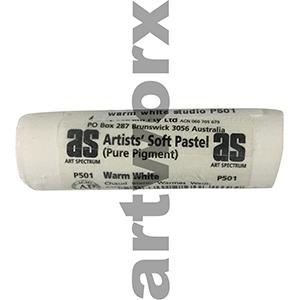 Warm White No.P501 Large Art Spectrum Artists Soft Pastel