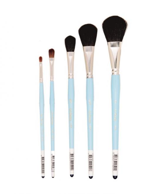 111M Mini Mop Paint Brush Pony Hair Art Basics