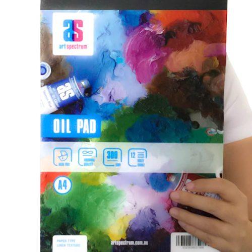 Acrylic Oil & Canvas Pads