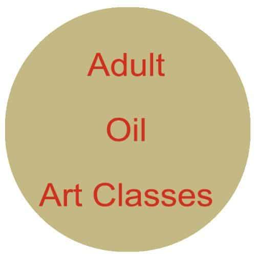 Adult Oil Painting Art Classes