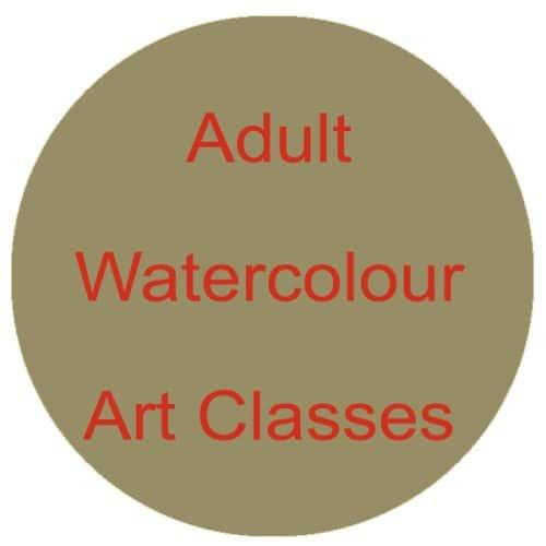 Adult Watercolour Art Classes
