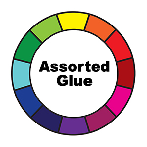 Assorted Glues