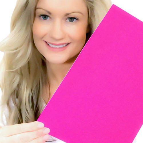 Fluorescent Cardstock