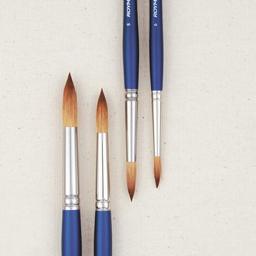 000 Round Revolution Roymac Paint Brush