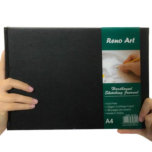 Sketch Pads & Visual Diaries