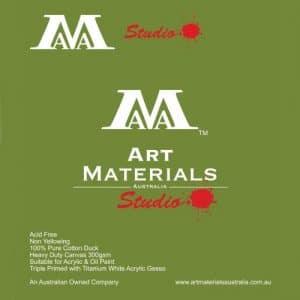 38mm Art Materials Australia (AMA) Intermediate Canvases