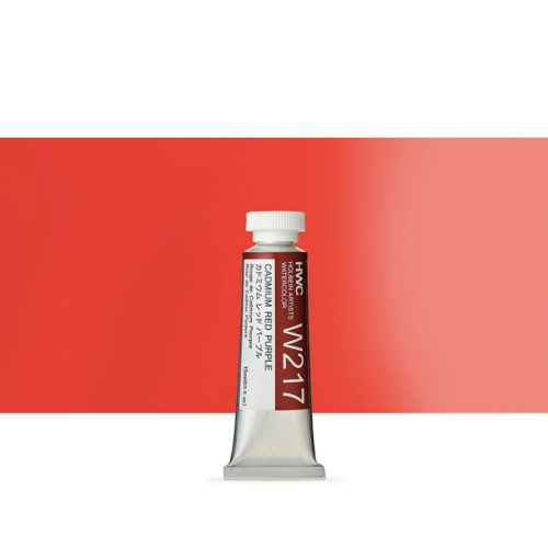 Cadmium Red Purple SE Holbein Water Colour 15ml