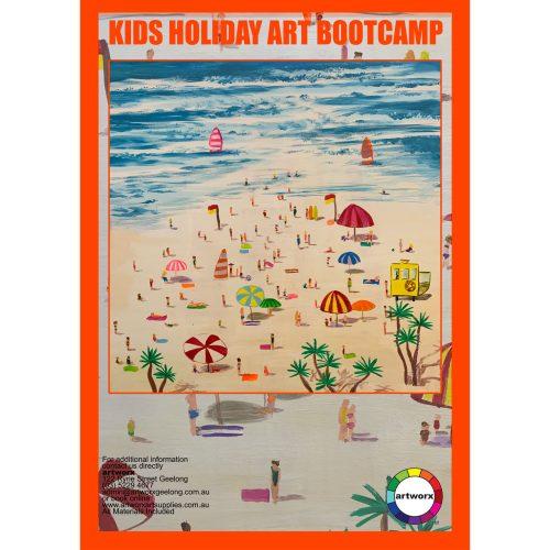 School Holiday Programs Artworx Art Supplies