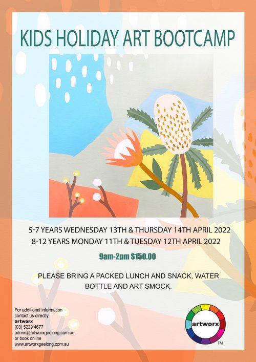 5-7yrs Kids Bootcamp Program 13th & 14th April 2022