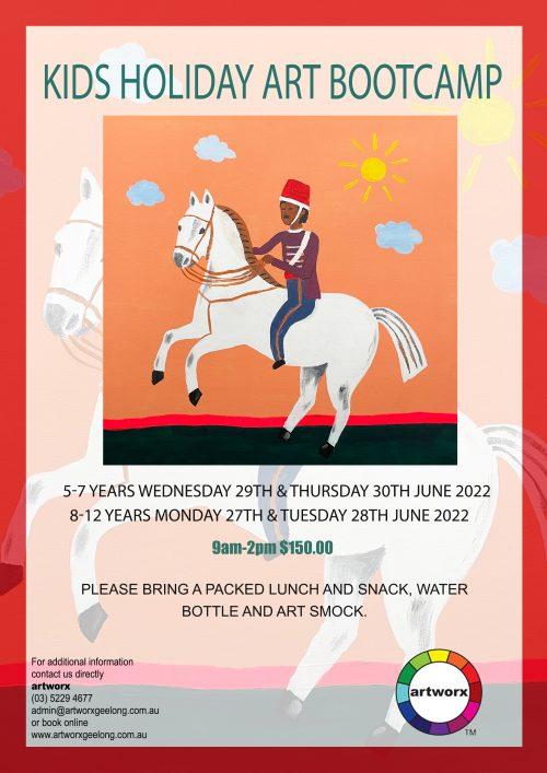 8-12yrs Kids Bootcamp Program 27th & 28th June 2022